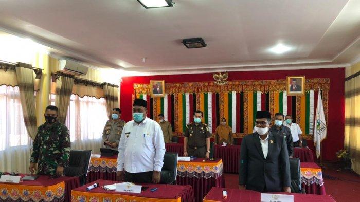 Hari Ini Bupati Aceh Singkil Ikut Rakor dengan Presiden Jokowi