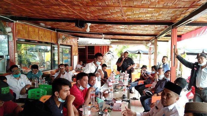 Bertemu Wartawan, Ini yang Disampaikan Bupati Aceh Singkil