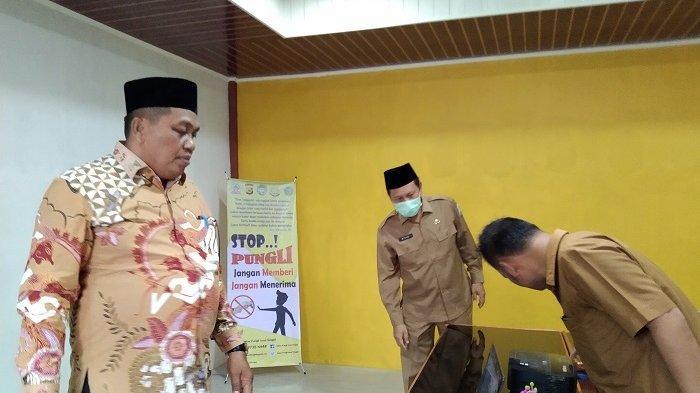 Bupati Aceh Singkil Launching Ruang Klinik Dana Desa