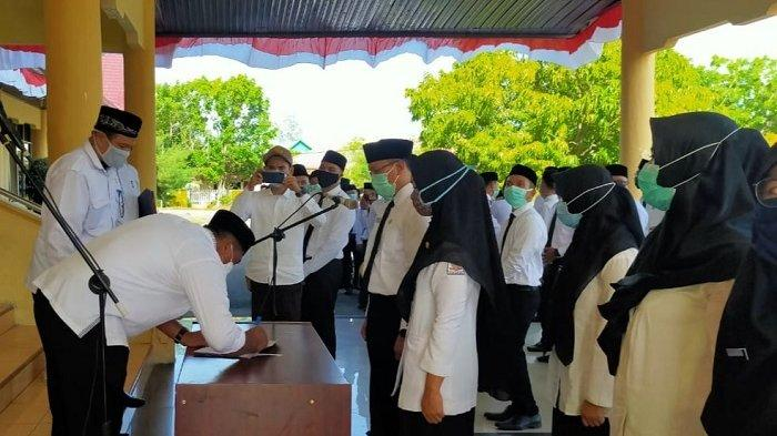 Alhamdulillah Gaji ke-13 PNS Aceh Singkil Cair, Cek Rekening Anda