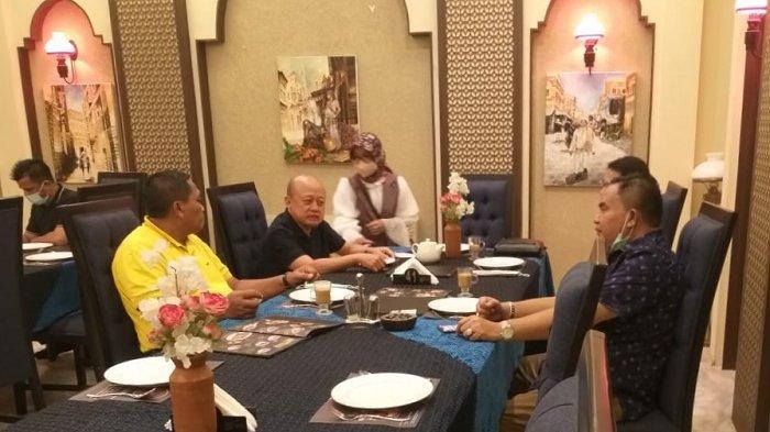Bupati Aceh Singkil Lakukan Pertemuan dengan Direktur Utama Pupuk Indonesia