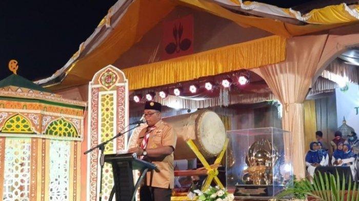 Bupati Aceh Singkil Tutup Musabaqah Tunas Ramadhan XX Kwarda Aceh