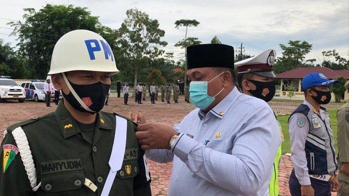 Bupati Aceh Singkil Pimpin Gelar Pasukan Operasi Ketupat Seulawah, Ini Targetnya