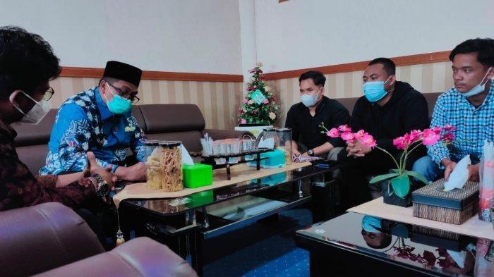 Bupati Aceh Singkil Tunjuk Darto Jadi Pjs Ketua Hipmasil, Ini Tugasnya