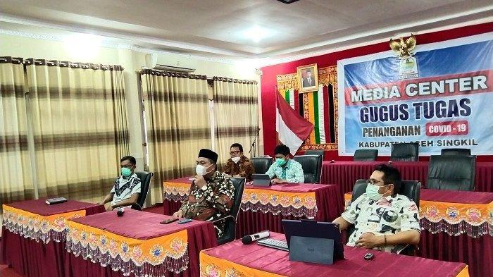 Kembangkan Wisata Pulau Banyak, Bupati Aceh Singkil Gandeng Perusahaan asal Inggris