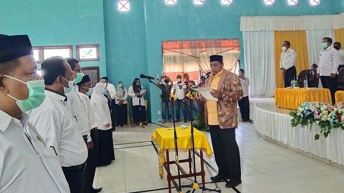 Realisasikan Visi Cerdas, Ini Instruksi Bupati Aceh Singkil kepada Kepala Sekolah