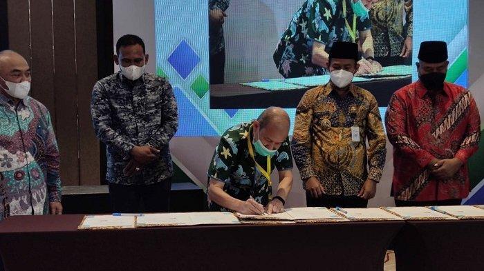 Miliki 20 Ribu Hektare Tambak, Aceh Tamiang Bersiap Menjadi Pusat Pengembangan Udang Vaname