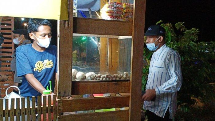 Aceh Tamiang Kembali ke Zona Oranye, Pedagang Tetap Dianjurkan Take Away