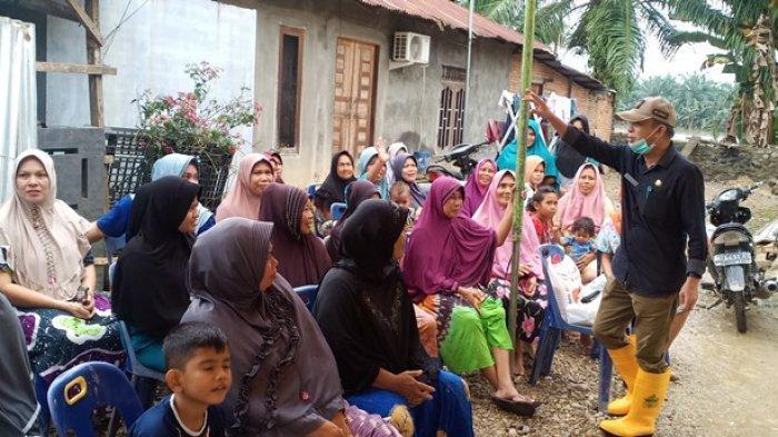 Istana Karang Jadi Posko Bantuan, Banjir di Tamiang