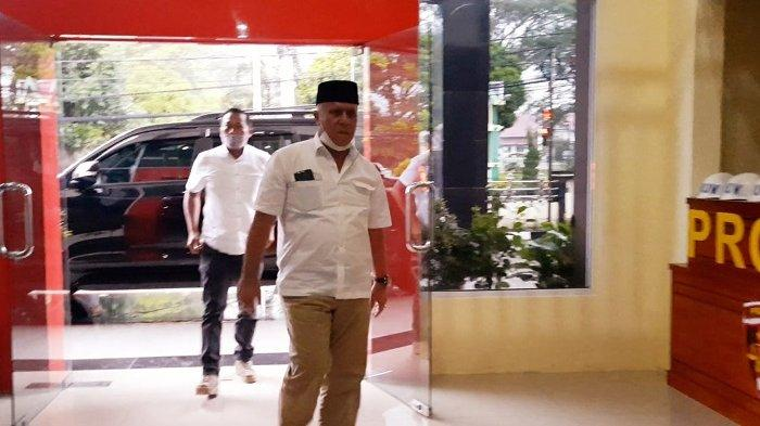 Ternyata Bupati Shabela Laporkan Wakilnya Firdaus Ke Polisi, Kasusnya Dilimpahkan Ke Polda Aceh