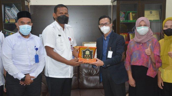 Bupati Aceh Timur Terima Kunjungan Delegasi USAID