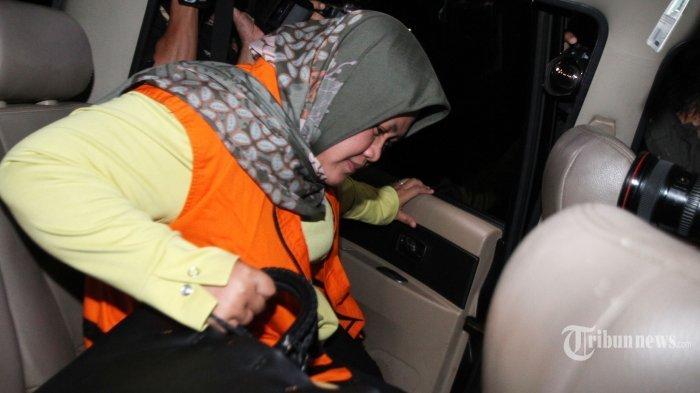 Neneng Hasanah Yassin Jadi Tahanan KPK, Tak Ada Lagi Senyum dan Canda Bupati Bekasi