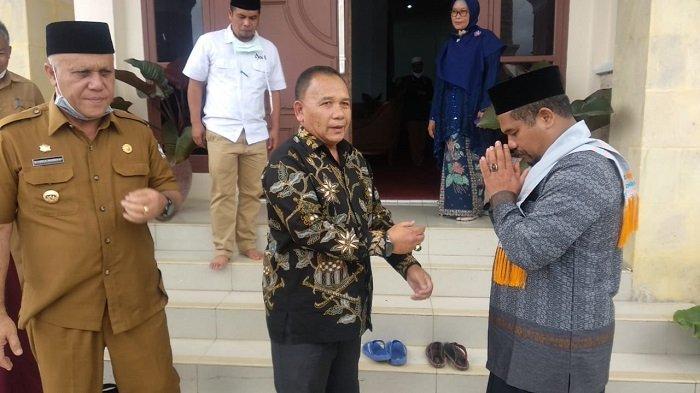 Sama-sama Sedang Dirundung Masalah, Bupati Aceh Tengah dan Bener Meriah Saling Menyemangati