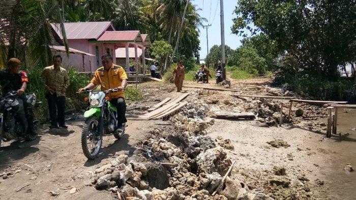 Jalan ke Teluk Nibung Pulau Banyak tak Tuntas, Ini Hasilnya Setelah Bupati Nego dengan Pemilik Lahan