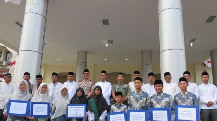 Empat Peserta MTQ di Padang Asal Nagan Raya