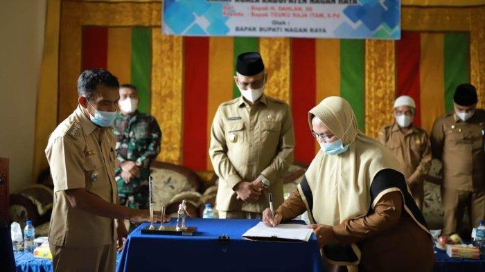 Mulai Meresahkan, Bupati Minta Camat Bantu Berantas Judi Chip Higgs Domino di Nagan Raya