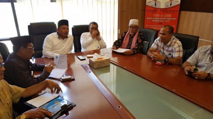 Pidie Jaya Klarifikasi Isu Miring Pembangunan Akademi Komunitas Negeri, Ini Hasil Kesepakatannya