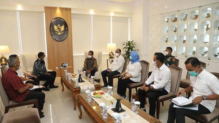 Penegasan Menteri KKP kepada Bupati Rocky: Shrimp Estate di Aceh Timur Harus Segera Direalisasikan