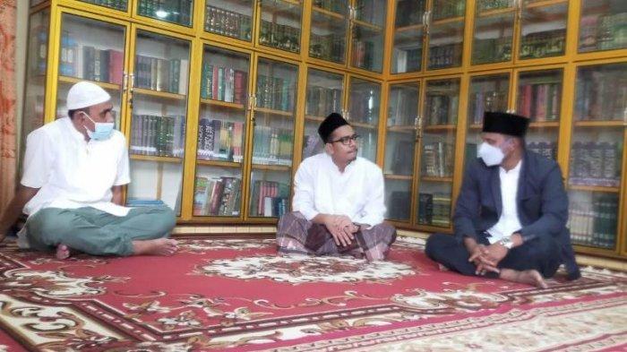 Bupati Melayat ke Rumah Almarhum Abu Kruet Lintang, Shalat Jenazah Berulang Kali Sejak Dini Hari