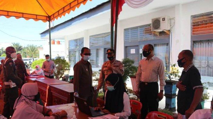 Hari Kelima Vaksinasi Massal, Animo Masyarakat Aceh Selatan untuk Divaksin Semakin Tinggi