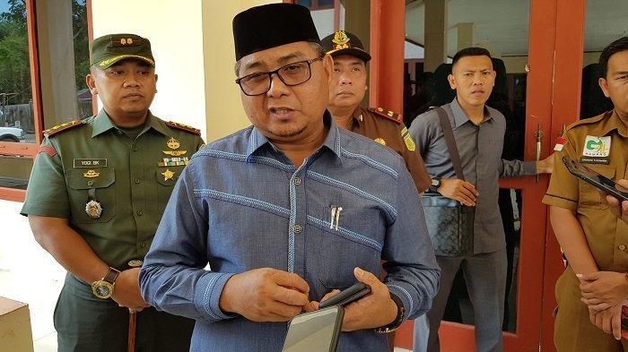 BREAKING NEWS - Bupati Simeulue, Erli Hasim Positif Covid-19, Bupati Kedua di Aceh Terpapar Corona
