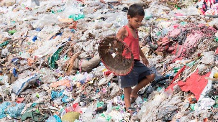 Nasib Pekerja Anak di Tempat Pembuangan Sampah di Bangladesh yang Diupahi Rp 5 Ribu per Jam