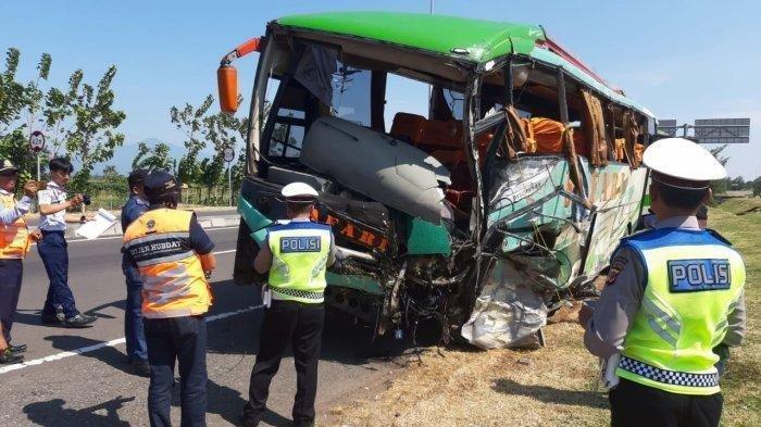 12 Orang Tewas Kecelakaan Maut di Tol Cipali, Penumpang Ngamuk Hingga Bus Tabrak 3 Mobil