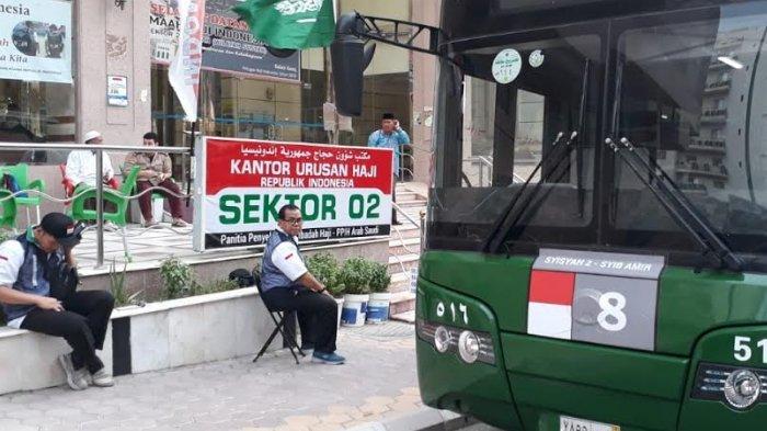 Untuk ke Masjidil Haram, JCH Aceh di Syisyah Bisa Naik Bus Shalawat, Ini Kode dan Titik Haltenya