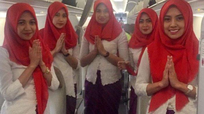 Pramugari Wajib Berhijab di Aceh, Menteri Perhubungan Beri Dukungan dan Sebut Sesuai Syariat Islam