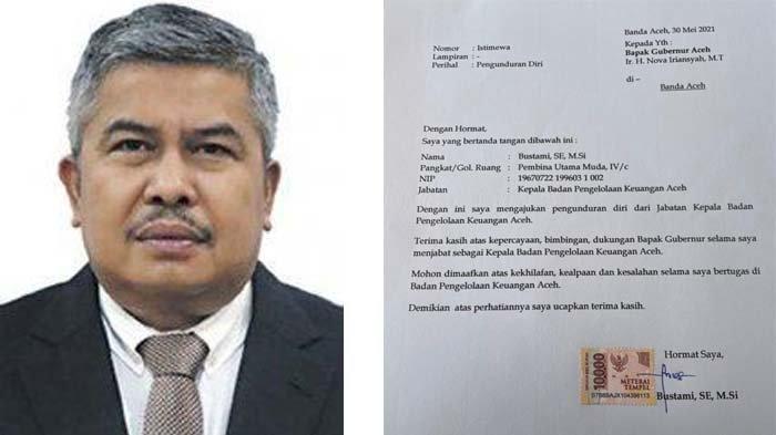 Praduga Dibalik Mundurnya Kepala DPKA, Isu KPK hingga Apendix: Pemerintah Aceh Harus Beri Penjelasan