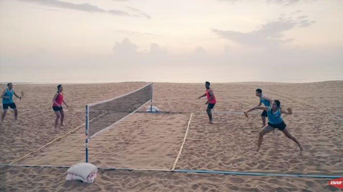 Badminton World Federation Resmikan Bulutangkis Outdoor Bernama AirBadminton