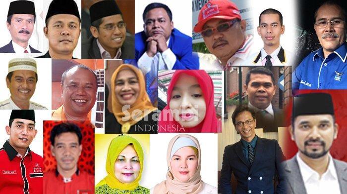 23 Caleg Petahana Kembali ke Gedung DPRA, Ini Nama dan Perolehan Suara Mereka di Pemilu 2019