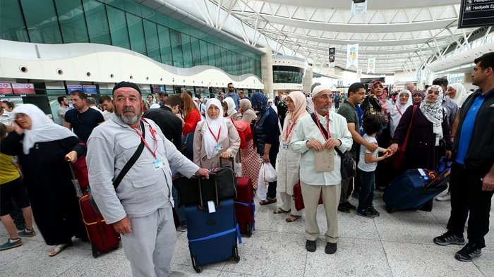 """Arab Saudi Resmikan Proyek """"Jalan Mekkah"""", Malaysia dan Indonesia Dapat Kesempatan Pertama"""