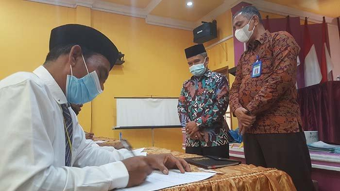 117 Tenaga Pendidik di Aceh Tengah Ikuti Seleksi Subtansi Balon Kepala Sekolah