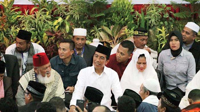 Ini 11 Janji Jokowi untuk Aceh