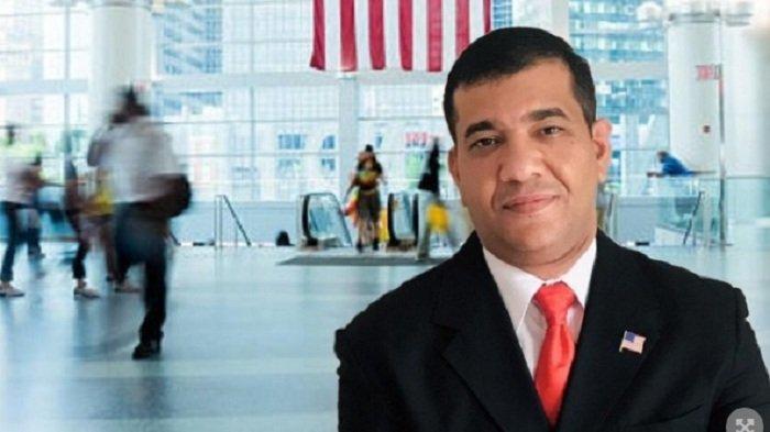 Kandidat Senat AS Khaled Salem Desak DPR Dukung Israel,Hancurkan Hamas dan Hizbullah