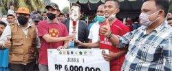 Krueng Geukueh Juara Piala Pemuda Dewantara