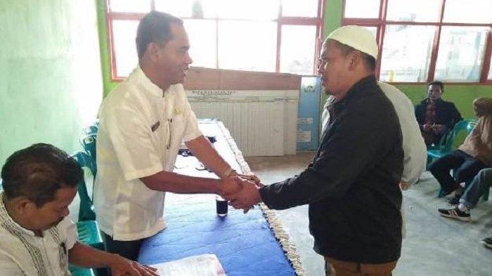 Camat Bandar Ingatkan Reje Kampung Jangan ada Lagi yang Terjerat Hukum dalam Pengolaan Dana Desa