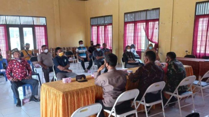 Camat Suro Aceh Singkil Minta Kepala Desa yang tak Ikut Pilkades Bantu Berikan Suasana Sejuk