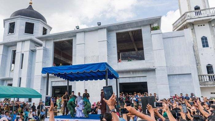 Lemahnya Jalan Hukum di Aceh