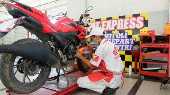 Capella Honda Luncurkan Program Service Ganti Oli Kilat Bagi Pelanggan