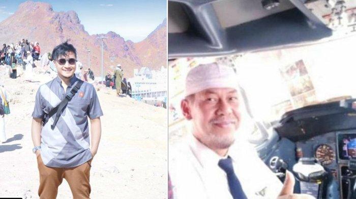 Captain Afwan Pilot Sriwijaya Air SJ 182 Ternyata Kakak Kelas Arie Untung, Sempat Datangi Rumahnya