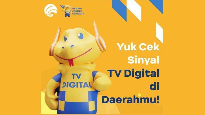 TV Analog Akan Dimatikan, Aceh & 4 Provinsi Lain Tahap I, Ini Cara Cek Siaran TV Digital Tiap Daerah