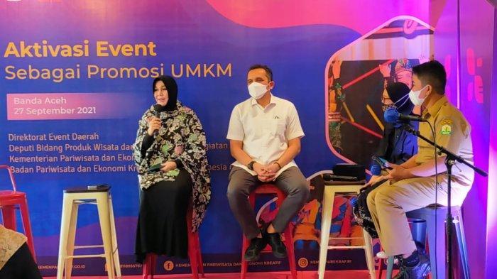 UMKM Diminta Promosikan Produk Lewat Medsos