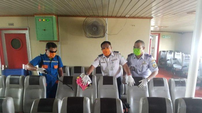 ASDP Buka Tiga Kali Pelayaran, Dari Pelabuhan Ulee Lheue ke Balohan