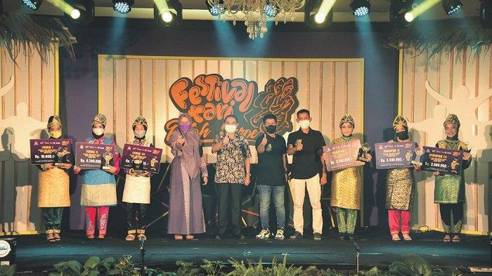 Festival Ratoh Jaroe Piala Gubernur Aceh 2021