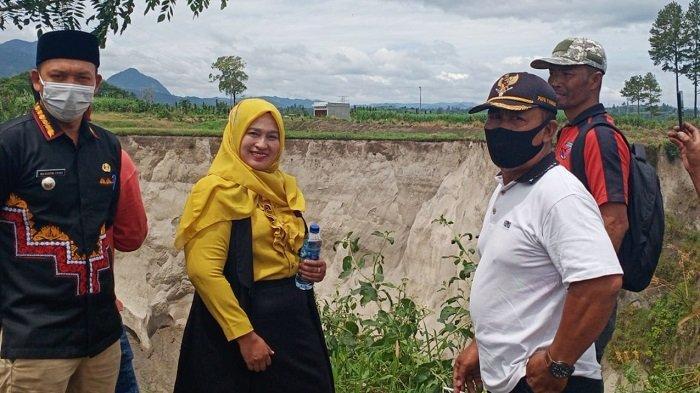 Anggota DPRK Aceh Tengah Minta Dinas PUPR Antisipasi Potensi Ruas Jalan Amblas di Kecamatan Ketol