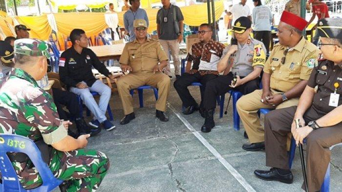 Plt Gubernur Aceh Cek Kesiapan Pemilu di Pidie, Ini TPS yang Dikunjungi