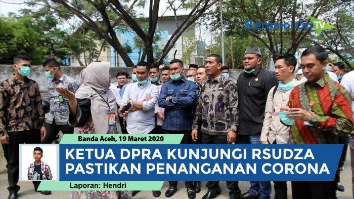 DPRA Bikin Heboh, Gelar Rapat Paripurna Besok di Tengah Ancaman Wabah Corona
