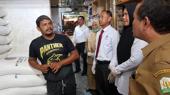 Dilema Pedagang Gula Pasir di Aceh, Sudah Beli 500 Sak di Medan, Tapi Tak Berani Bawa Pulang